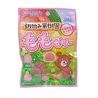 八雲製菓 朝摘み果樹園ももゼリー 45g×6袋