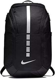 Hoops Elite Pro Backpack BLACK/BLACK/MTLC COOL GREY