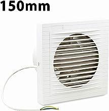 Ventiladores extractor de baño aire 150 mm Silencioso,
