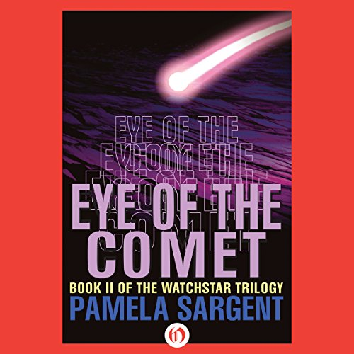 Eye of the Comet audiobook cover art