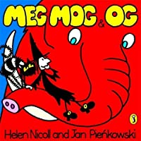 Meg, Mog and Og (Meg and Mog) by Helen Nicoll(2003-09-04)