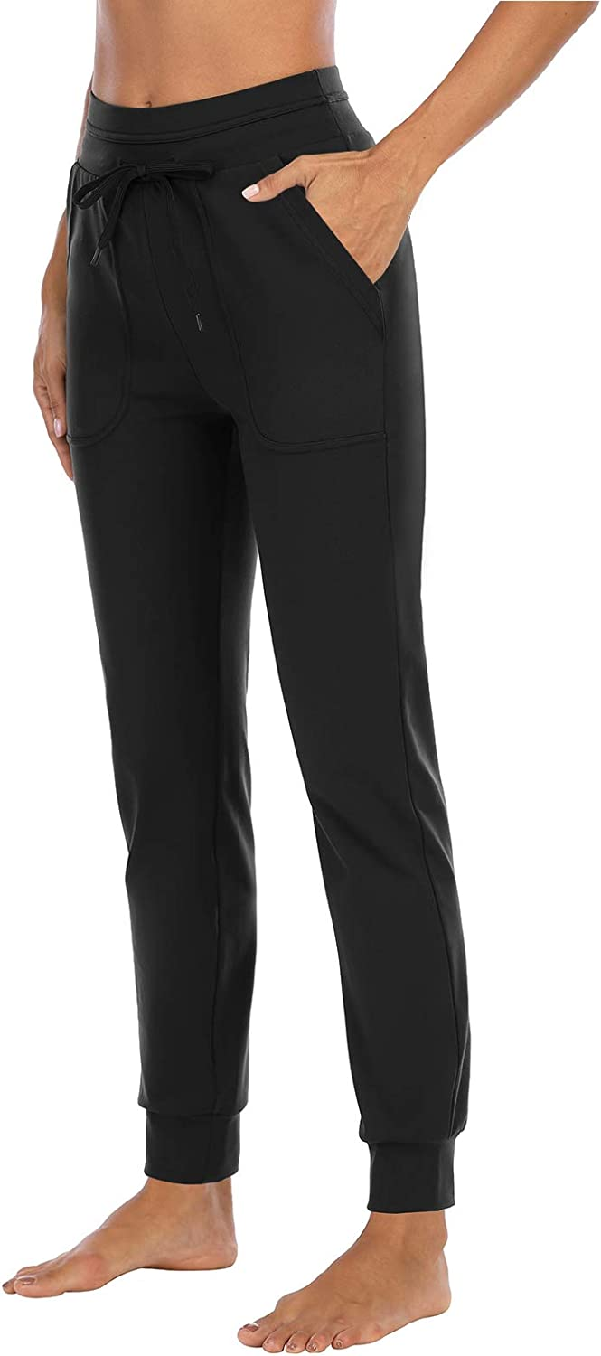Sale NOAHELLA Womens Joggers Pants Popular products with Sweat Yoga Pockets Drawstring