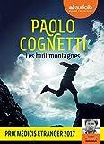 Les Huit Montagnes - LIVRE AUDIO 1CD MP3 - Audiolib - 16/08/2018