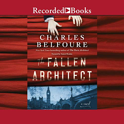 The Fallen Architect  By  cover art