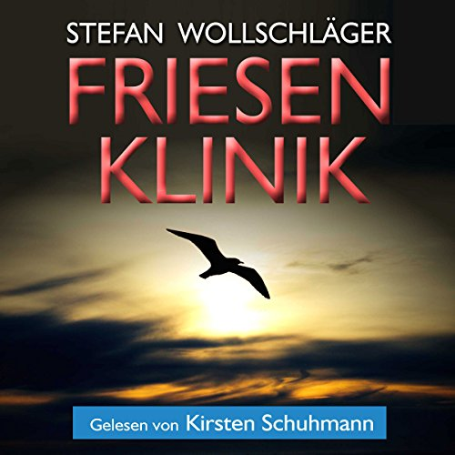 Friesenklinik [Friesenklinik: Ostfriesen Thriller (Diederike Dirks Determined, Volume 2)] audiobook cover art