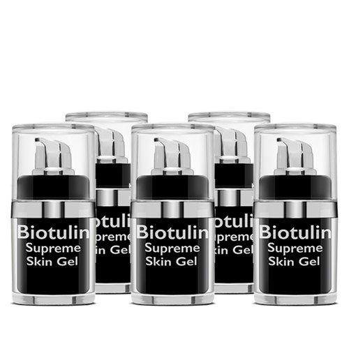 Biotulin - 5x15 ml Supreme Skin Gel - Limitierte Edition!