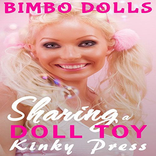 Sharing a Doll Toy audiobook cover art