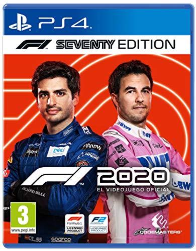 F1 2020 Seventy Edition PS4 ESP