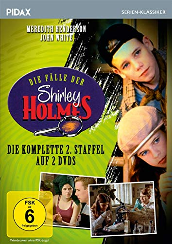Die Fälle der Shirley Holmes - Staffel 2 (2 DVDs)