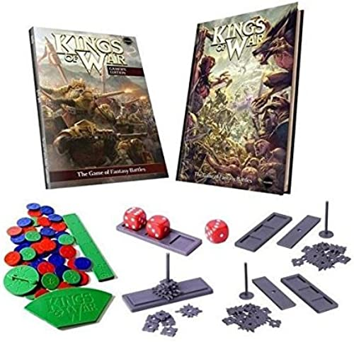 Kings of War  2nd Edition Deluxe Game Edition by Mantic Games