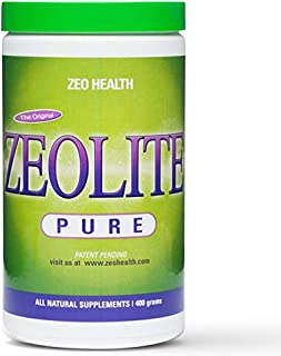 ZEOLITE PURE | Full Body Detox Cleanse | Safe, Gentle, & Effective Energy Booster that Supports Gut Health, Mental Clarity...