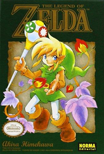 Pack The Legend Of Zelda - Volúmenes 6 A 10
