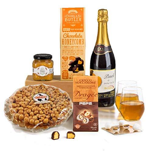 Hay Hampers Nuts and Fruity Treats - Halal Hamper Gift for Eid alFitr
