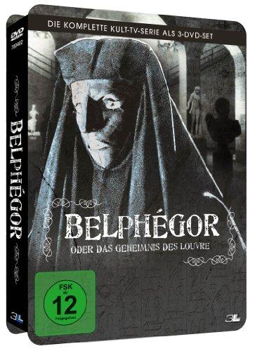 Belphegor - Das Geheimnis des Louvre (3 DVDs)