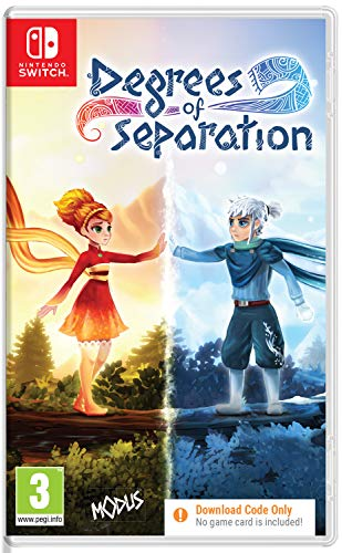 Degrees of Separation (Code In A Box) Nsw - Nintendo Switch