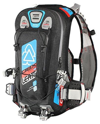 Leatt Brace Enduro Lite WP 2.0 DBX Mochila de hidratación negro/azul 2016 por Leatt Brace