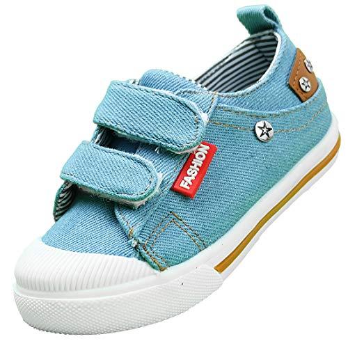 MERFUNTO Boys' Running Shoes Toddler Tennis Shoes Boys Wide...