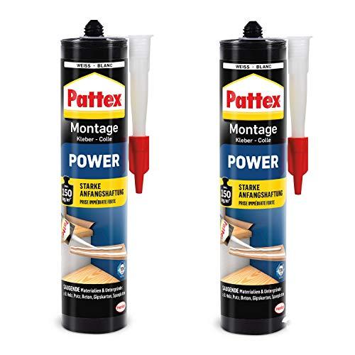 PATTEX Colle de montage Power