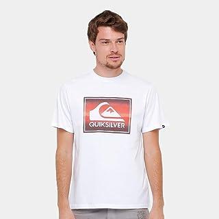 Camiseta Quiksilver Básica Waves Masculina