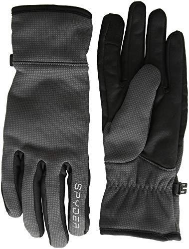 Spyder Centennial Herren-Handschuhe, polar/schwarz/polarfarben, Größe XL