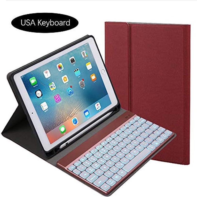 悲観主義者トムオードリース一回Phoebe iPad Pro 10.5 Inch 2017 シェル 落ちる Backcover ディフェンダーカバーケース 携帯 シェル ?と ネイティブタッチフィーリング の iPad Pro 10.5 Inch 2017 (Red)
