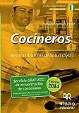 Cocinero del SAS. Temario común y test (Oposiciones)