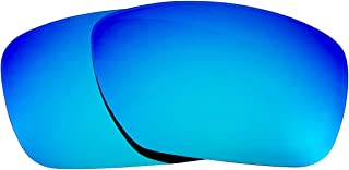 Replacement Lenses Compatible with OAKLEY Tincan Carbon by SEEK OPTICS