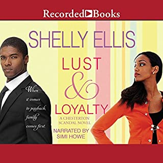Lust and Loyalty audiobook cover art