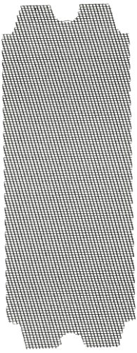 ALI INDUSTRIES 3323 10-Pack Medium Drywall Sand Screen
