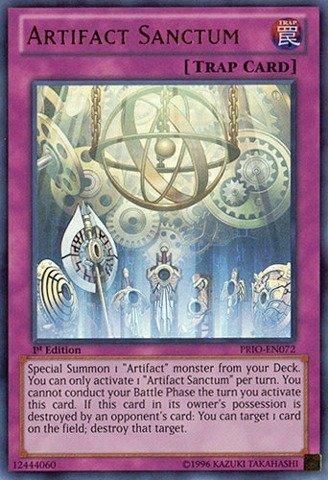 Yu-Gi-Oh! - Artifact Sanctum (PRIO-EN072) - Primal Origin - 1st Edition -...