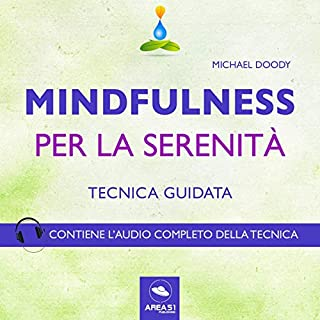 Mindfulness per la serenità copertina