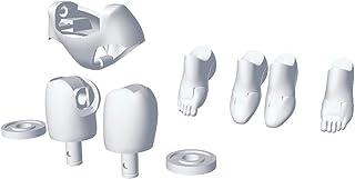 壽屋 メガミデバイスM.S.G 02 ボトムスセット ホワイト 全長約20mm 1/1スケール プラモデル KP567