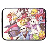 CNJELLAW Un-der-Tale Monsters Laptop Bag Delicate Notebook PC Bag Computer Sleeves
