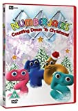 Numberjacks Counting Days to Christmas with Stocking [Import anglais]