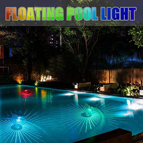 ASANMU Iluminación de estanques y piscinas