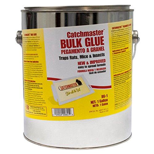 APS Bulk Glue for Making Rat Glue Traps Mouse Glue Traps Snake Glue Traps 1 Gallon