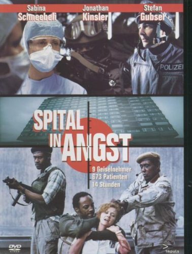 Hospital Under Siege ( Spital in Angst ) [DVD] by Sabina Schneebeli