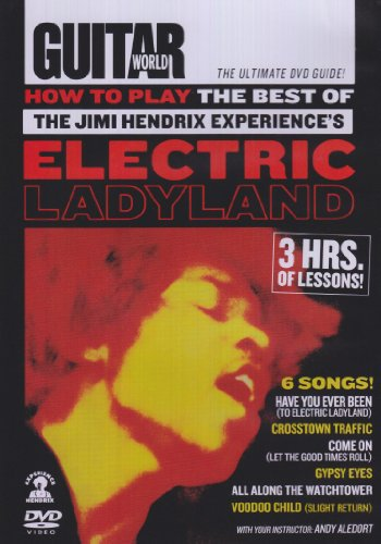 Guitar World - How to play the Best Of Jimi Hendrix Experience's Electric Ladyland