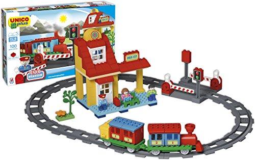 Unico- Treno e Stazione ferroviaria, 8544-0001