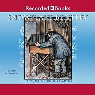 Snowflake Bentley audiobook cover art