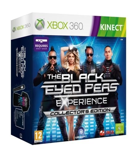 Ubisoft The Black Eyed Peas Experience: Collector`s Edition, Xbox 360