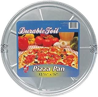Durable Foil Round Pizza Pan, 12-1/4