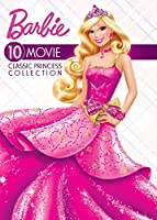 Barbie: 10-Movie Classic Princess Collection [DVD] [Import]