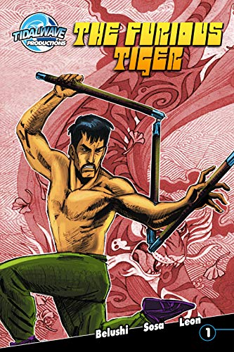 The Furious Tiger #1 (English Edition)