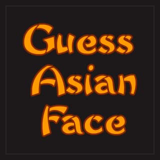 Guess Asian Face by Quirky Project