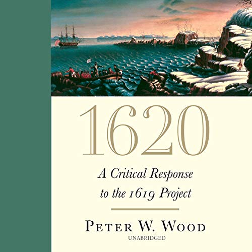 1620 Audiobook By Peter W. Wood cover art