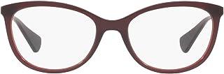 Ralph by Ralph Lauren Women's Ra7086 Pillow Prescription Eyewear Frames