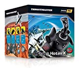 Thrustmaster - Joystick T.Flight Hotas X - Joystick avec manette des gaz détachable...