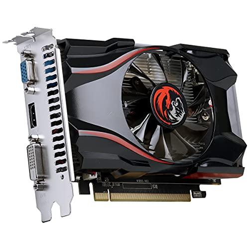 PLACA DE VIDEO AMD GPU R7 240 2 GB GDDR5 128 BIT SINGLE FAN – PA240R5128SF