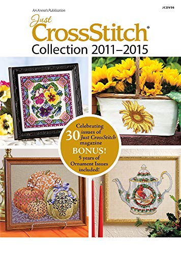 Just CrossStitch 2011-2015 Collection DVD